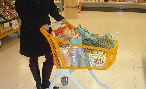 Quais são os produtos da cesta da família? 1