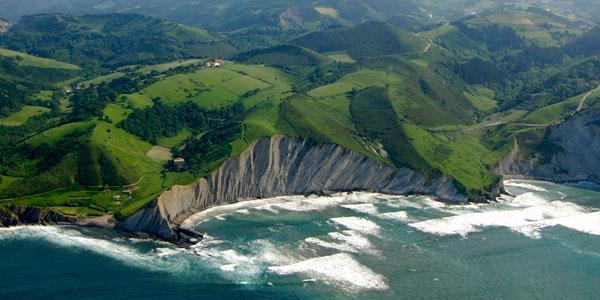 Inclinação Hidrográfica: O que há na Espanha e na América? 1