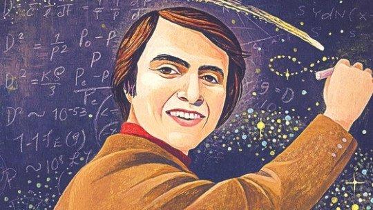 As 30 melhores frases de Carl Sagan (universo, vida e ciência) 1