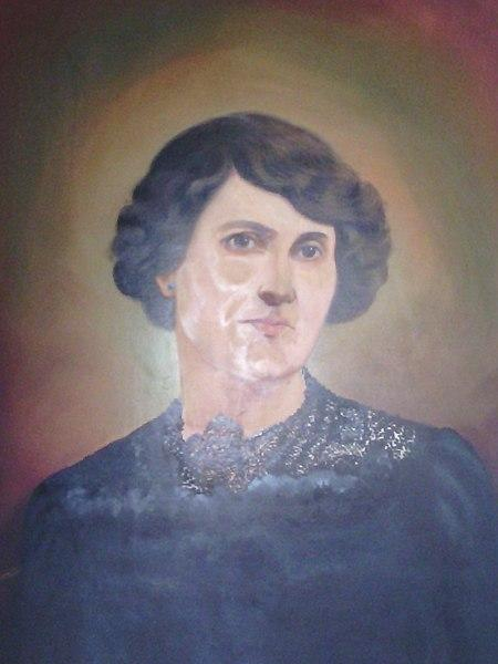 Carmen Serdán Alatriste: biografia 1