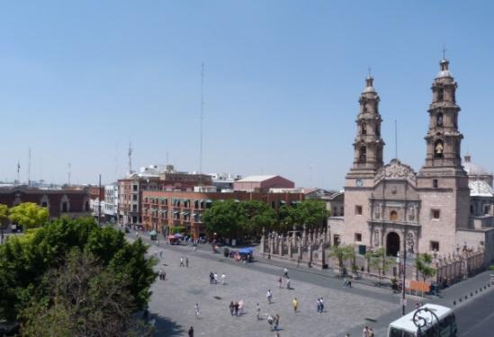 As 5 principais atividades econômicas de Aguascalientes 1
