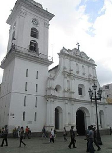 Catedral de Caracas: história e características 1