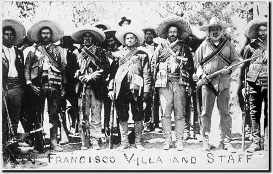 História Histórica da Revolução Mexicana: Casa, Desenvolvimento 1
