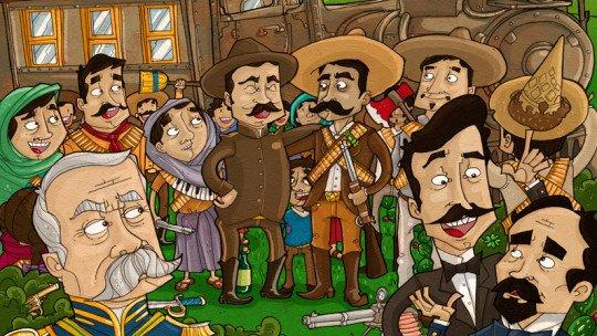As 7 causas da Revolução Mexicana 1