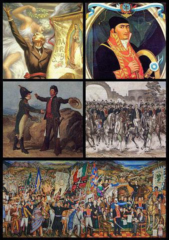 8 causas e conseqüências da independência do México 1