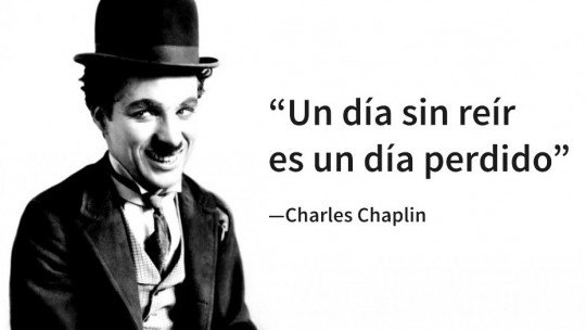 85 frases inspiradoras de Charles Chaplin 'Charlot' 1