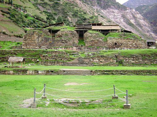 O primeiro povo do Peru 2