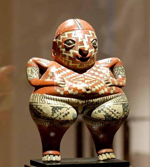 Culturas localizadas nas costas do Oceano Pacífico no México 1