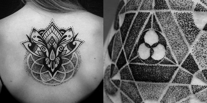 Os 15 tipos de tatuagens (de acordo com seu estilo e características) 11