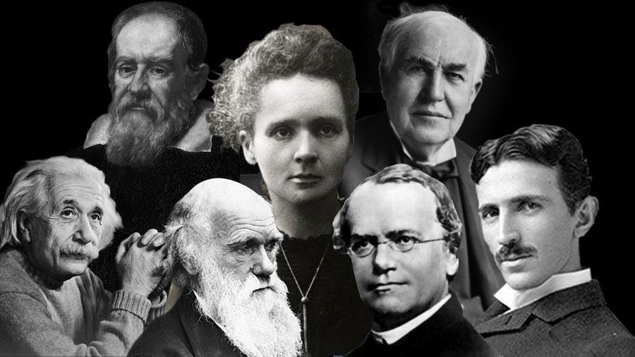 Os 70 cientistas mais famosos e importantes da história 14