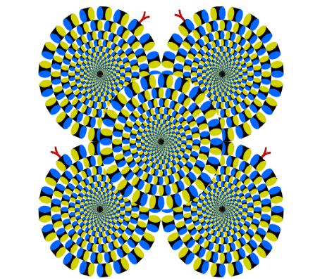 50 ilusões ópticas surpreendentes para crianças e adultos 17