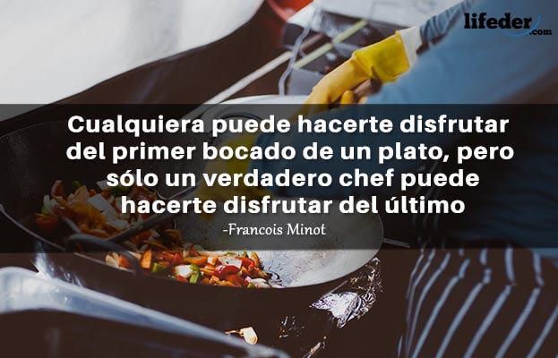 As 50 melhores frases de culinária de cozinheiros famosos 7