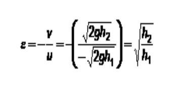 Choques inelásticos: em uma dimensão e exemplos 8