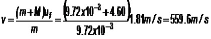 Choques inelásticos: em uma dimensão e exemplos 15