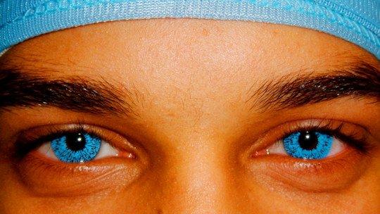 A cor dos seus olhos diz muito sobre sua personalidade e sua saúde 11