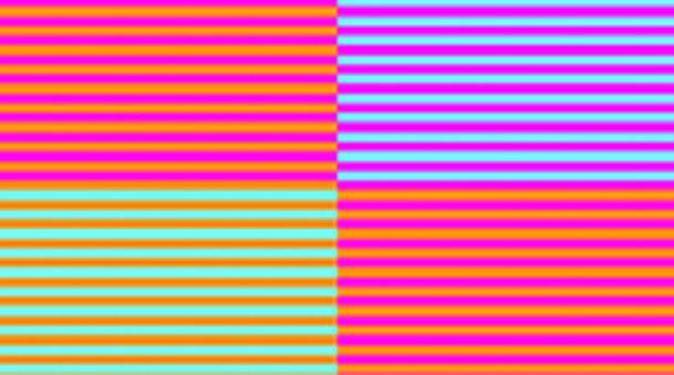 50 ilusões ópticas surpreendentes para crianças e adultos 8