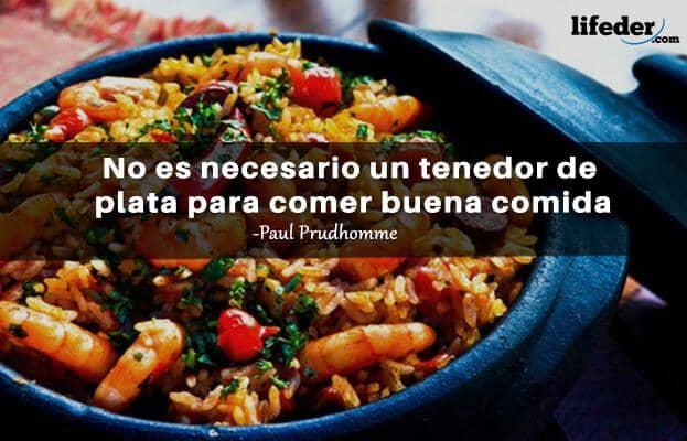 As 85 melhores frases sobre gastronomia e gastronomia 11