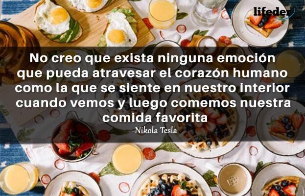 As 85 melhores frases sobre gastronomia e gastronomia 12