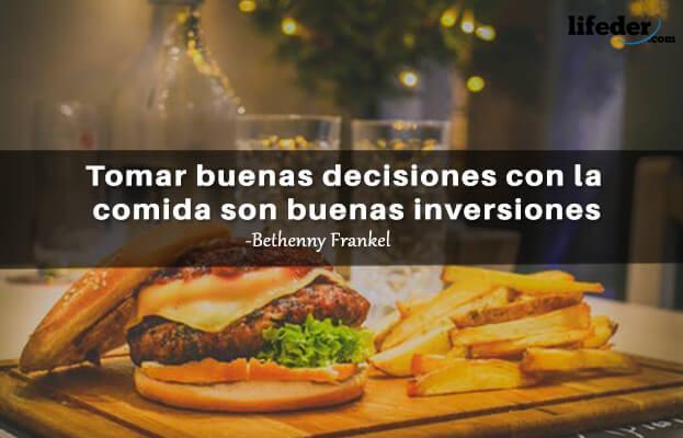 As 85 melhores frases sobre gastronomia e gastronomia 6