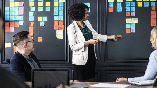 Como criar liderança em grupos e equipes, em 8 ideias-chave 1