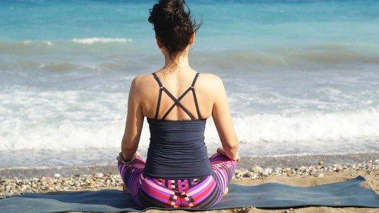 Como fazer yoga em casa, em 8 teclas 1