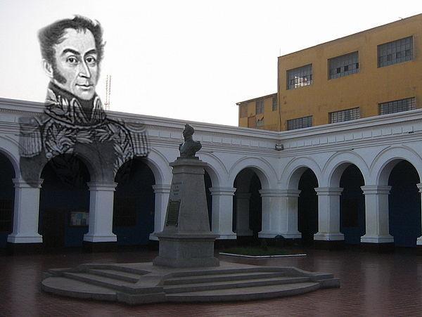 Qual era a concepção de educação de Bolívar? 1