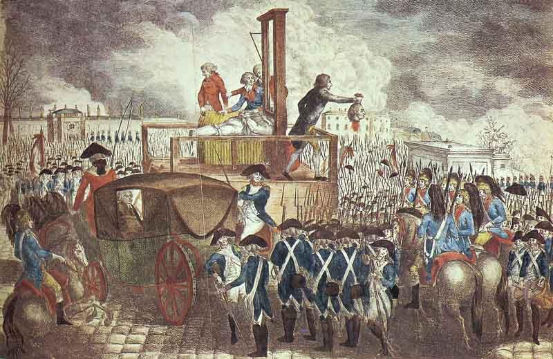 10 Causas e Consequências da Revolução Francesa 2