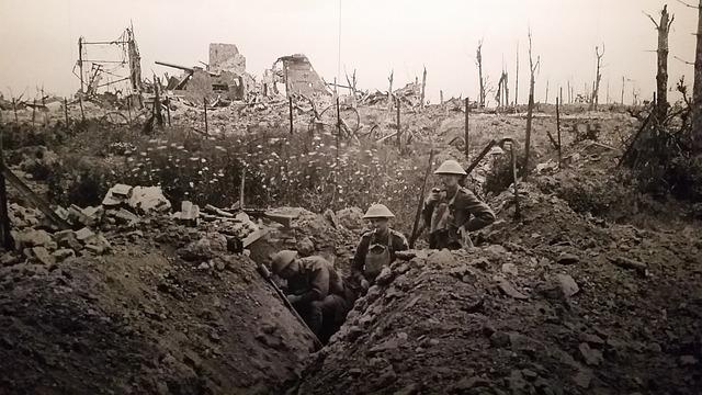 10 Consequências da Primeira Guerra Mundial 1
