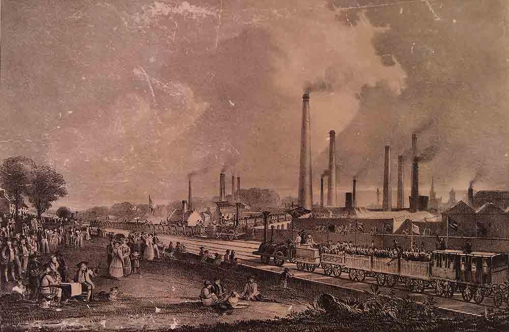 10 Consequências da Revolução Industrial 1