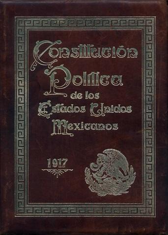 7 Características da Constituição Mexicana de 1917 1