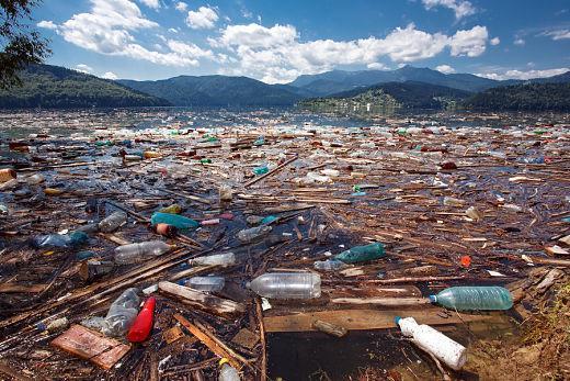 Os 10 principais poluentes da água e seus efeitos 3