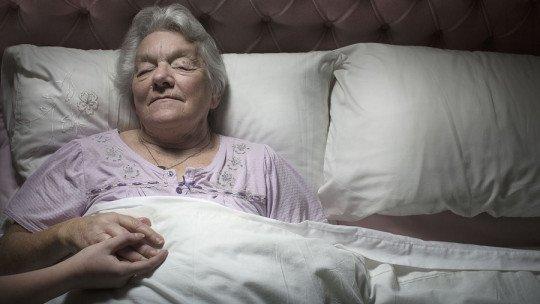 Recipientes em idosos: o problema das restrições 1