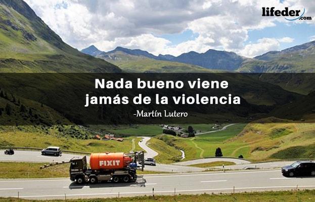 71 grandes frases contra a violência 8