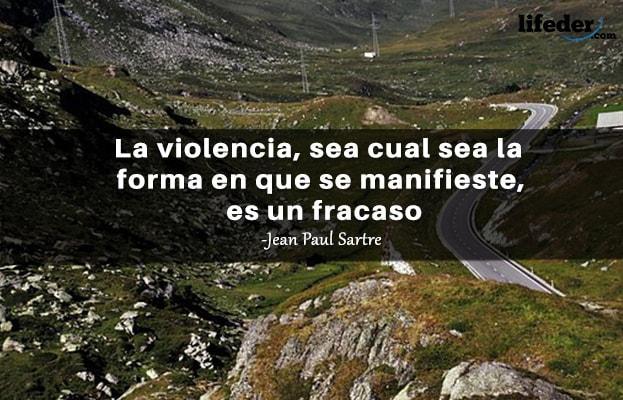 71 grandes frases contra a violência 10