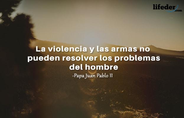 71 grandes frases contra a violência 5