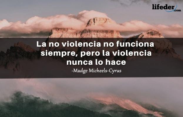 71 grandes frases contra a violência 6