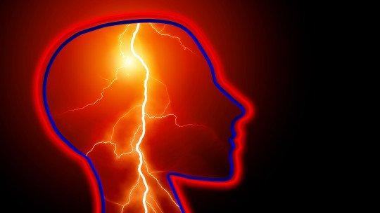 O que acontece no cérebro de uma pessoa quando ela sofre convulsões? 1