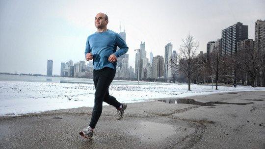 Correr reduz o tamanho do cérebro, de acordo com um estudo 1