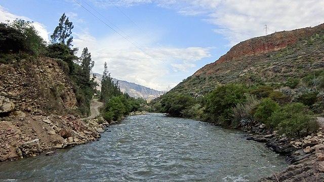 15 principais bacias hidrográficas do Peru 1