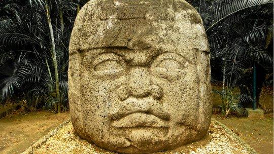 Esta foi a 4 principais culturas mesoamericanas 1