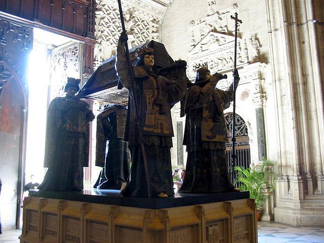 Onde Cristóvão Colombo morreu? E onde estão seus ossos? 1