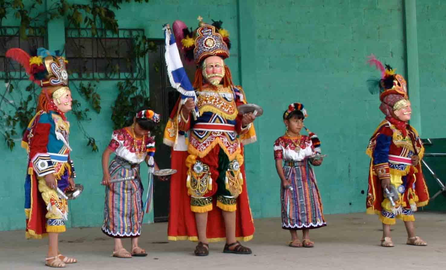 As 3 principais culturas da Guatemala e suas características 2