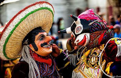 A dança 9 folclórica da Guatemala 4