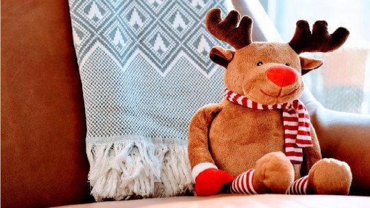40 lindas e delicadas dedicatórias de Natal 1