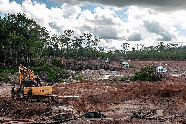 5 Problemas ambientais do Equador e suas características 2