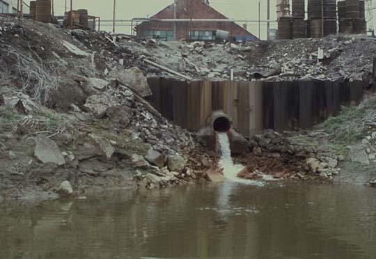 Poluição do rio: causas, poluentes e efeitos 2