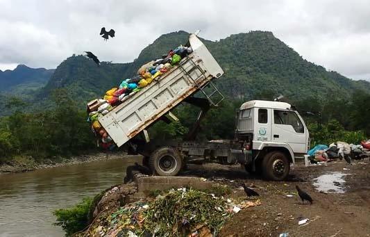 Poluição do rio: causas, poluentes e efeitos 1