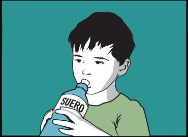 Planos de Hidratação da OMS 1
