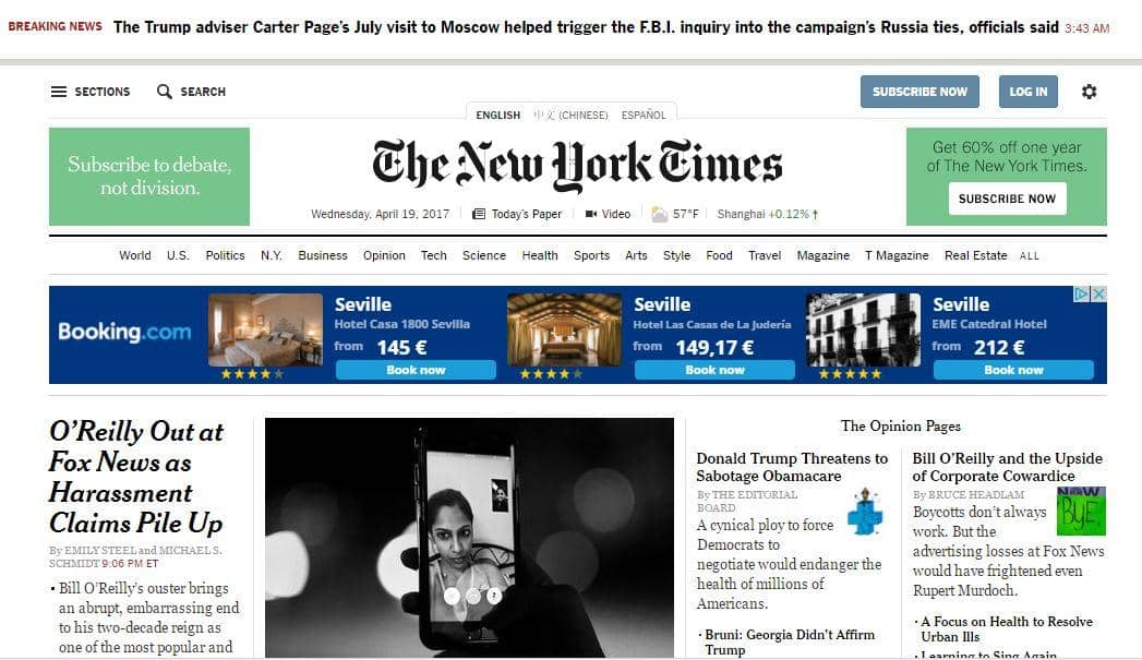Os 16 tipos de jornais e suas características 3
