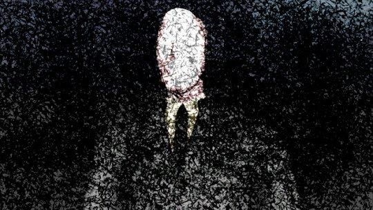 Os desenhos assustadores de uma garota assassina de 12 anos 1